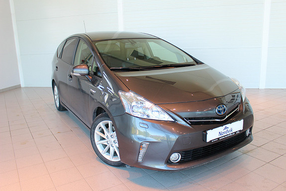 Toyota Prius+ Seven 1,8 VVT-i Hybrid Premium  2012, 87731 km, kr 199000,-
