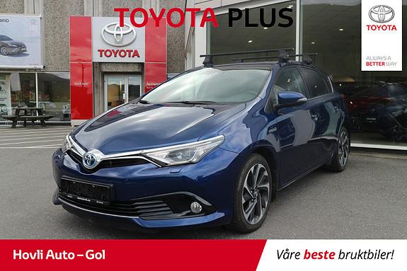 Toyota Auris 1,8 Hybrid E-CVT Style DAB+//Navi//24mnd Garanti  2015, 48297 km, kr 179900,-