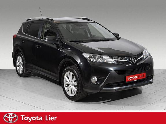 Toyota RAV4 2,2 D-4D 4WD Active  2013, 142190 km, kr 229000,-