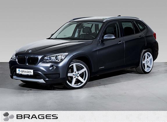 BMW X1 xDrive18d (143hk) Automat Navi, DAB, Krok, Skinn  2013, 81450 km, kr 229000,-