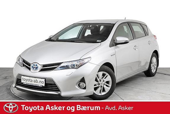 Toyota Auris 1,8 Hybrid E-CVT Active  2013, 57300 km, kr 159000,-