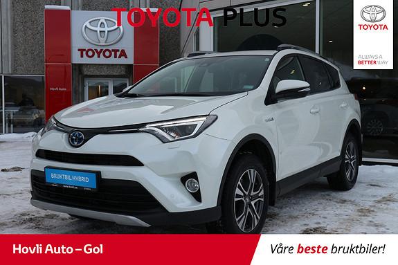Toyota RAV4 Hybrid AWD Active Style Bi-LED//Oppv Ratt//Garanti 2022  2017, 38412 km, kr 389900,-