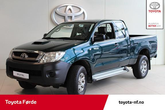 Toyota HiLux D-4D 120hk X-Cab 4wd  2009, 225561 km, kr 139000,-