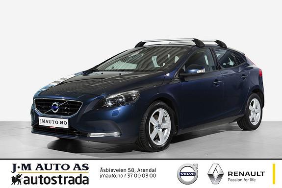 Volvo V40 D2 Kinetic Parkvarmer+ Ryggesensor++  2014, 69900 km, kr 149000,-