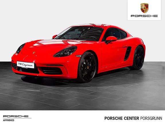 Porsche Cayman Sport Chrono/Sp.eksos/PASM  2019, 20 km, kr 1127700,-