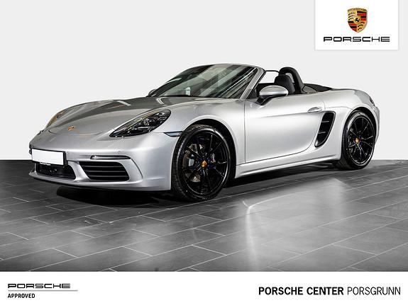 Porsche Boxster Sport Chrono/Sp eksos/Adaptiv cruise  2019, 20 km, kr 1210000,-