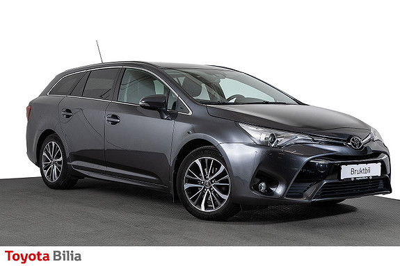 Toyota Avensis Touring Sports 1,8 Active M-drive 7S  2016, 54659 km, kr 259900,-