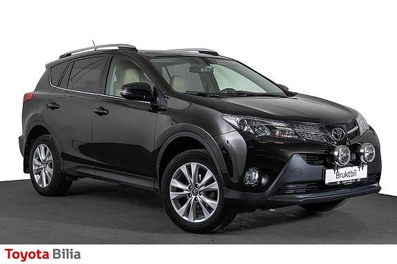 Toyota RAV4 2,0 4WD Executive CVT  2014, 104376 km, kr 279900,-