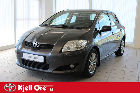 Toyota Auris 1,4 D-4D (DPF) Advance m/ hengerfeste  2010, 159452 km, kr 79000,-