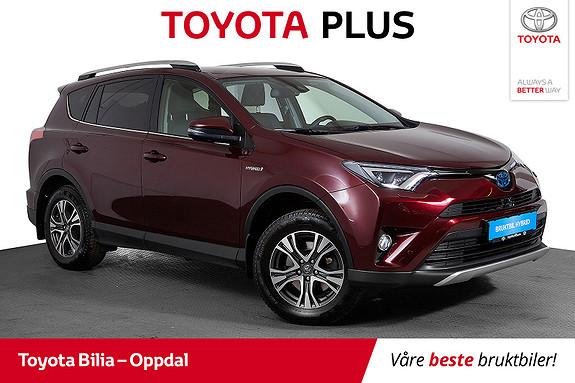 Toyota RAV4 Hybrid 4WD Executive ,navi, ryggekamera, hengerfeste  2016, 60893 km, kr 379000,-