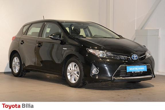 Toyota Auris 1,8 Hybrid E-CVT Active Go navi  2013, 59000 km, kr 139000,-