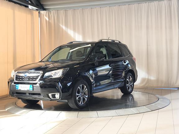 Subaru Forester 2.0i Sport Premium aut  2018, 100 km, kr 438000,-