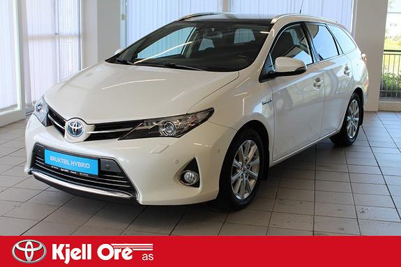 Toyota Auris Touring Sports 1,8 Hybrid Executive Tectylbehandlet  2014, 131678 km, kr 169000,-