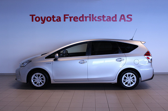 Toyota Prius 1,8 VVT-i Hybrid Executive  2017, 20200 km, kr 309000,-