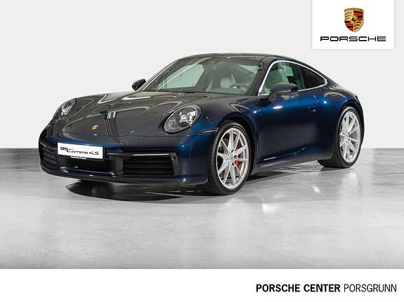 Porsche 911 992 4S Frontaksel lift/BOSE/Fullskinn
