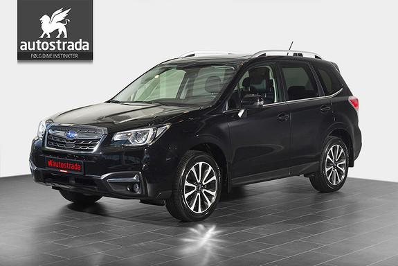 Subaru Forester 2.0  I Premium 150hk Aut. 4x4