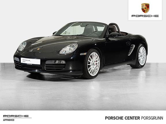 Porsche Boxster S 3,4 295hk