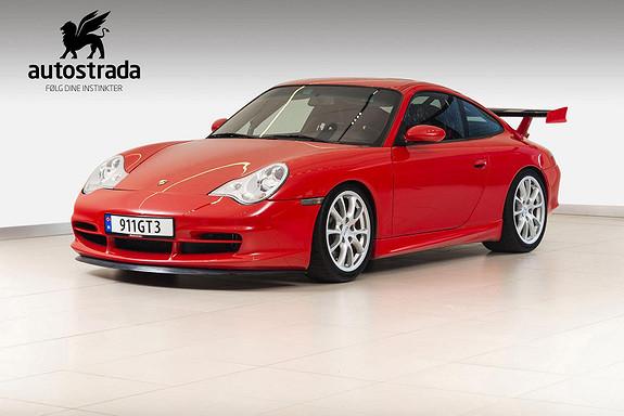 Porsche 911 996 GT3 Clubsport