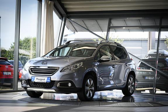 Peugeot 2008 Allure 1,6 e-HDI 93hk  2014, 55265 km, kr 159000,-