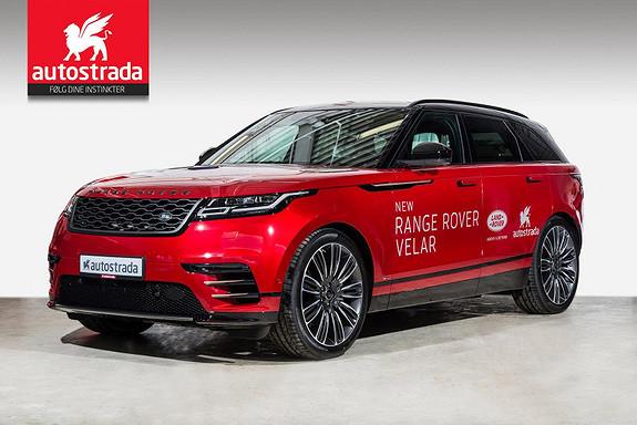 Land Rover Range Rover Velar 3.0  380hk R-Dynamic HSE AUT, Topputstyrt