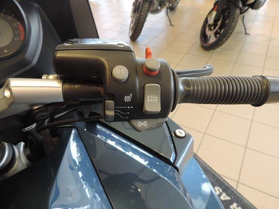 Bilbilde: BMW K1200GT