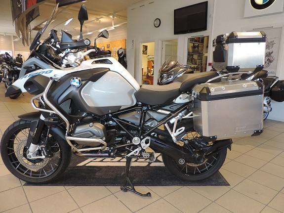 Bilbilde: BMW R 1200 GSA
