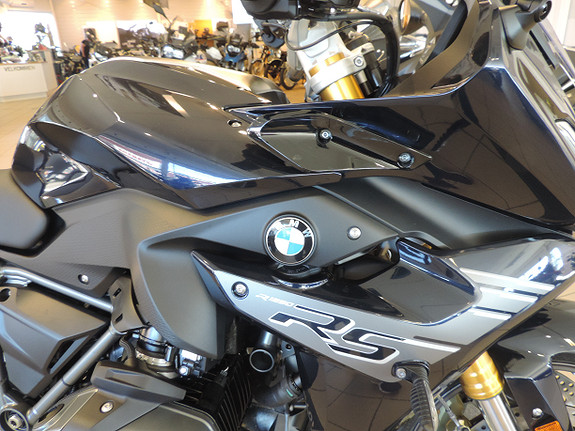 Bilbilde: BMW R1250RS