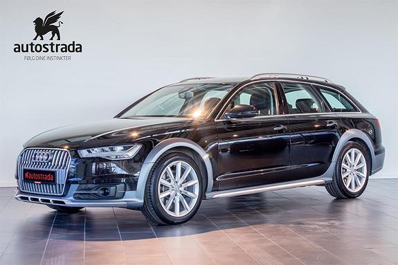 Audi A6 allroad 3.0  TDI Quattro Aut. DAB Luftfjæring ACC