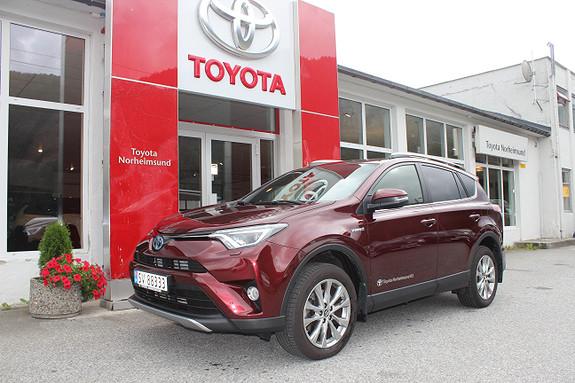 Toyota RAV4 2,5 Hybrid AWD 71' N-Edition TECTYL  2018, 13000 km, kr 439900,-