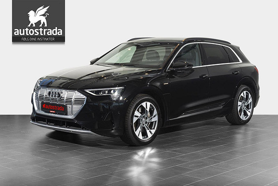 Audi e-tron Advanced Quattro LED ACC Luftfjæring