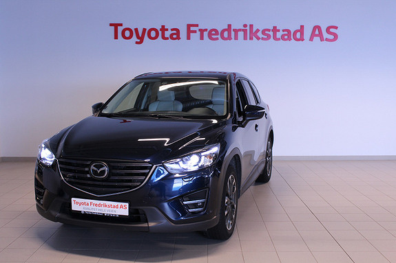 Mazda CX-5 2,0 160hk Optimum AWD aut  2016, 68500 km, kr 339000,-