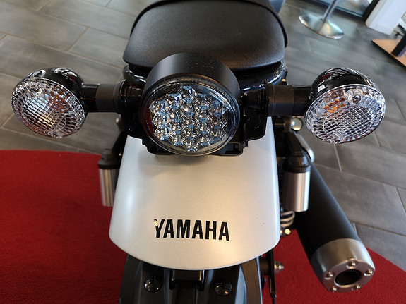 Bilbilde: Yamaha SCR 950 ABS