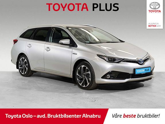 Toyota Auris Touring Sports 1,8 Hybrid Style Bruktbilkampanje!  2016, 47850 km, kr 199900,-