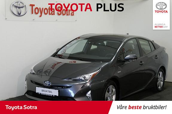 Toyota Prius 1,8 VVT-i Hybrid Executive  2016, 29642 km, kr 239000,-