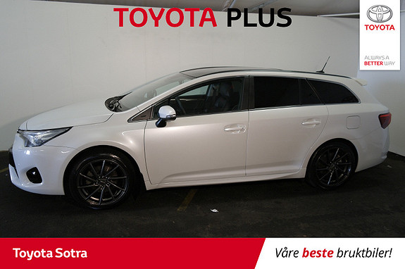 Toyota Avensis Touring Sports 1,8 Premium Multidrive 7S  2016, 30255 km, kr 289000,-