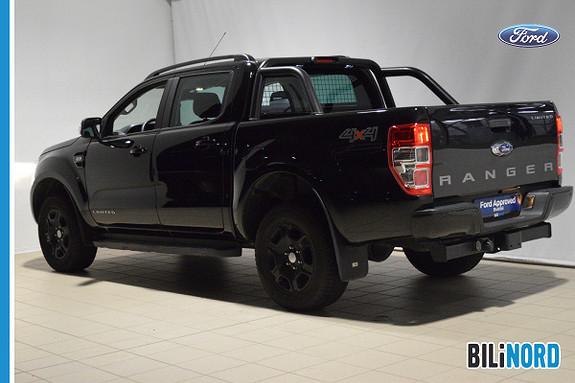 Bilbilde: Ford Ranger
