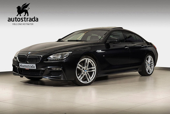 BMW 6-serie 640D XDRIVE M-Sport Gran Coupe