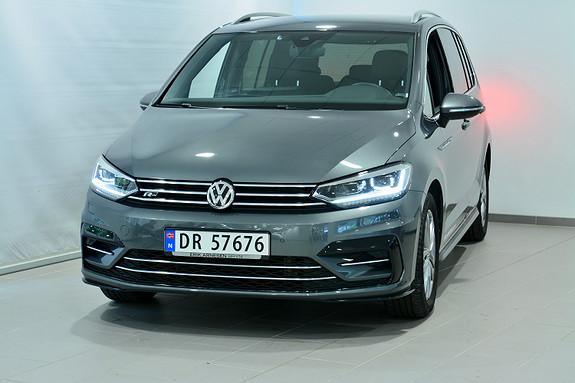 Volkswagen Touran 7S 150 TSI DSG HIGHLINE  2019, 12000 km