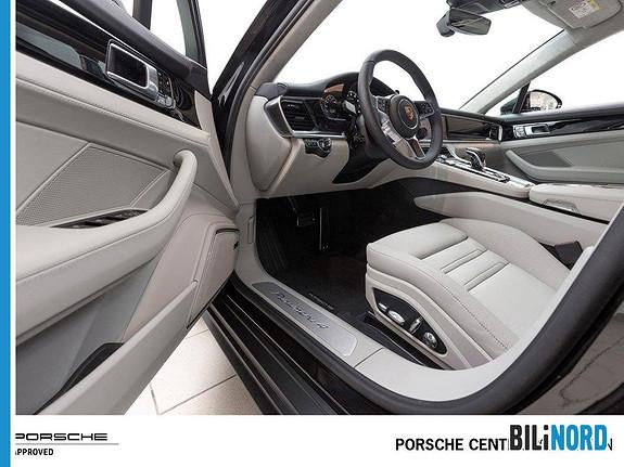 Bilbilde: Porsche Panamera