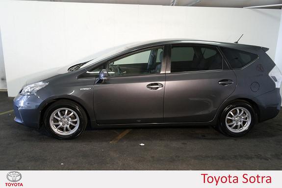 Toyota Prius+ Seven 1,8 VVT-i Hybrid Executive  2013, 72149 km, kr 219000,-