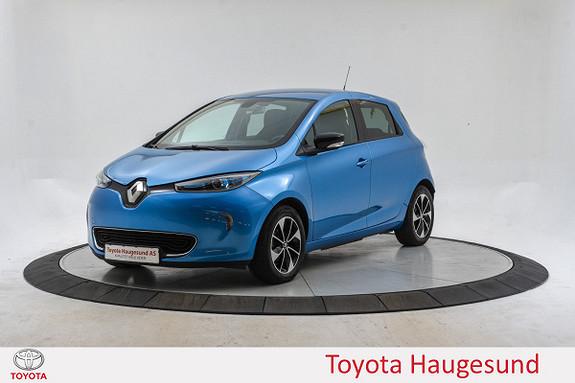 Renault Zoe Z.E. 40 Intens  2017, 39811 km, kr 189000,-