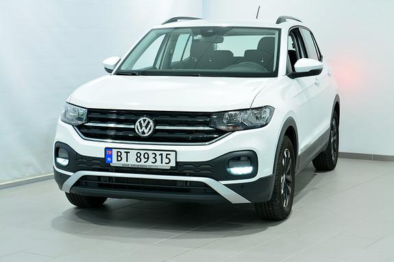 Volkswagen T-Cross LIFE  INTRO 115 DSG  2019, 3000 km