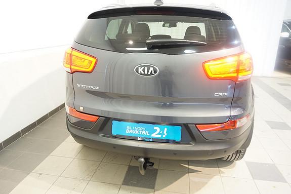 Bilbilde: Kia Sportage