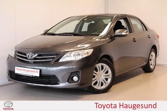 Toyota Corolla 1,4 D-4D Advance  2012, 84536 km, kr 99000,-