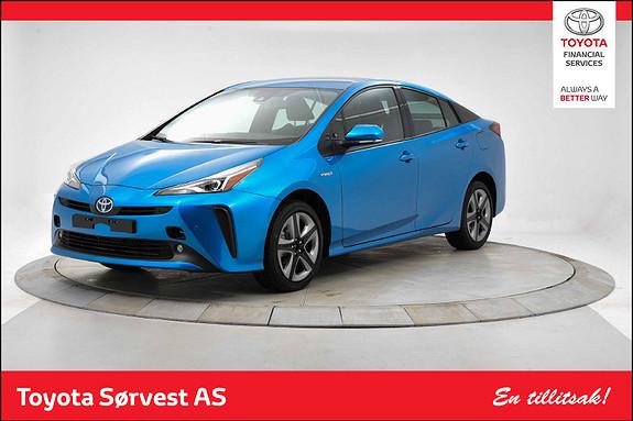 Toyota Prius 1,8 VVT-i Hybrid Executive AWD, Adabtiv Cruise +++  2019, 5000 km, kr 359000,-