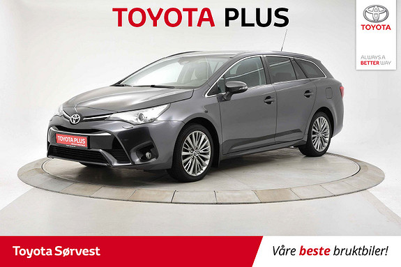 Toyota Avensis Touring Sports 1,8 Active Style  2016, 35248 km, kr 259000,-
