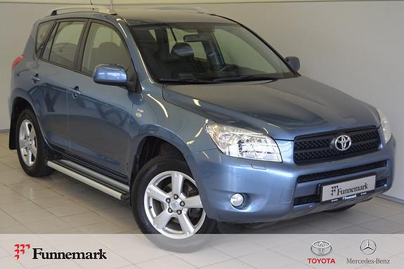 Toyota RAV4 2,2 D-4D 136hk Sport 4x4// H-feste//stigtrinn  2006, 164000 km, kr 79000,-