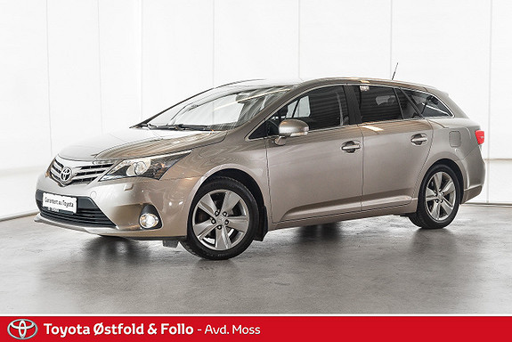 Toyota Avensis 1,8 147hk Advance Multidrive S / HISTORIKK / KROK  2014, 120600 km, kr 185000,-