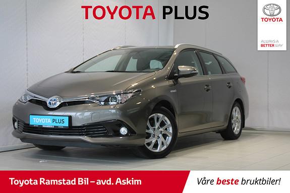 Toyota Auris 1,8 Hybrid E-CVT Active S  2016, 42544 km, kr 219000,-