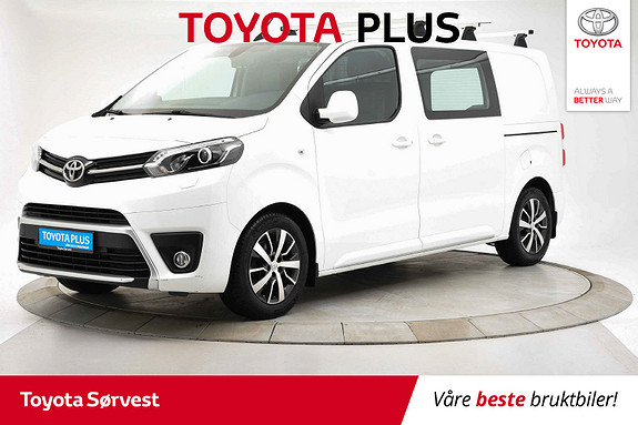 Toyota Proace 1,6 D 115 Comfort Medium L1H1  2016, 69080 km, kr 219000,-